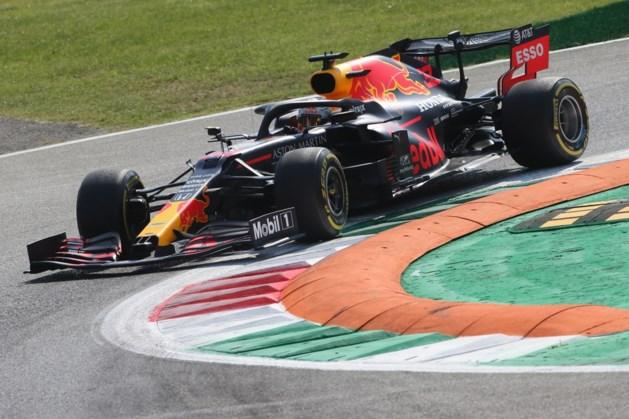 Verstappen zet vijfde tijd neer in tweede training Monza