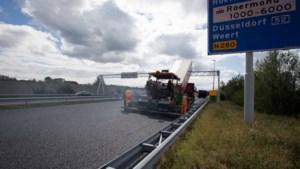 Landelijke primeur voor A73 Roermond: proeftuin voor vezelrijk en 'meest duurzaam' asfalt