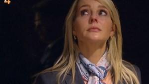 Chantal Janzen in tranen: 'Kan me niet voorstellen dat dit went'