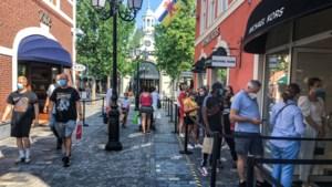 Veiligheidsregio: 'betere communicatie van Outlet Roermond heeft meer nut dan nieuwe limiet voor bezoekers'