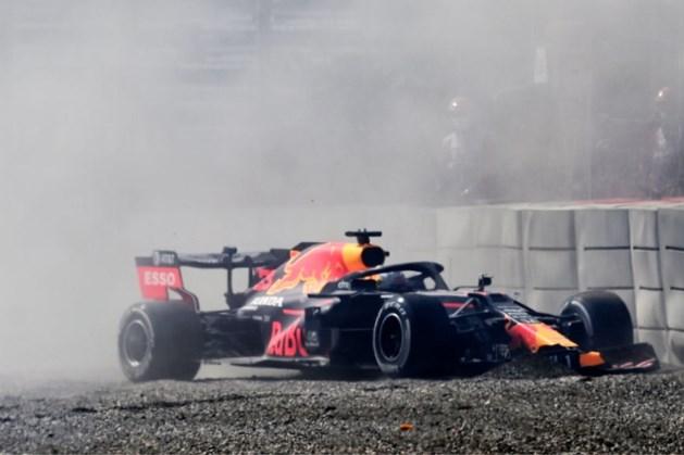 Verstappen zorgt voor opwinding in eerste vrije training op Monza