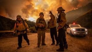 Californië staat nu al in lichterlaaie en toont  ons 'de toekomst van de klimaatverandering'