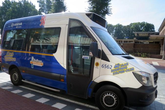 Limburgse buurtbussen blijven in remise ondanks druk reizigersorganisatie