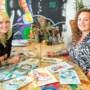 De Orakelmeisjes: kunst en spiritualiteit samenbrengen