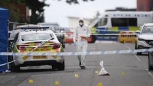 Politie Birmingham pakt verdachte van bloedige steekpartijen op
