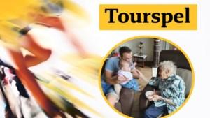 Hilde Siebers (95) uit Landgraaf pakt dagprijs Tourspel: 'Ik speel al jaren mee samen met mijn kleinkinderen'
