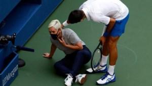 Djokovic biedt excuses aan na diskwalificatie op US Open