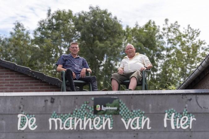 Ton uit Haelen en Daan uit Horn gaan 24 uur op dak zitten voor ALS: 'Wat moet, dat moet'