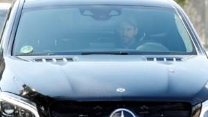 Messi meldt zich voor eerste training onder Koeman