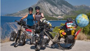 Maastrichts duo reist per fiets de wereld rond: 'We voeren vanaf nu een siësta in'