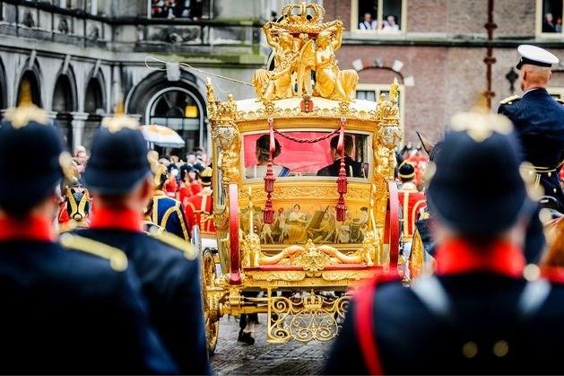 'Omstreden' Gouden koets rijdt niet mee tijdens Prinsjesdag