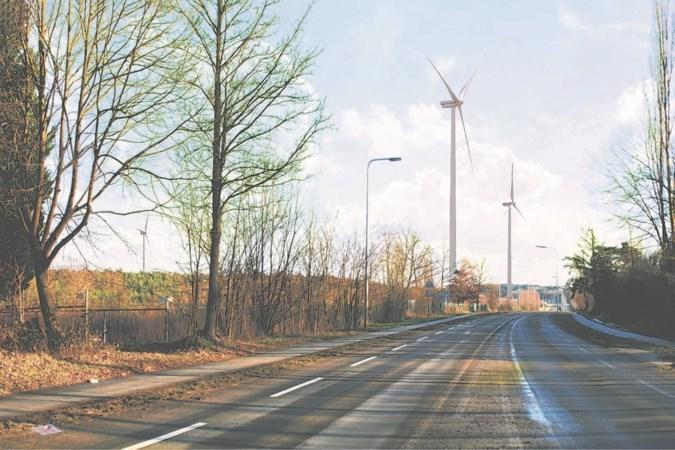 Zonnepark Abdissenbosch is in april 2021 gereed, maar de komst van windmolens is onzeker