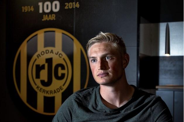 Verdediger Richard Jensen blijft toch bij Roda JC