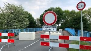 Besluit over het weer openstellen van de brug over het spoor bij Sanderbout valt dit najaar