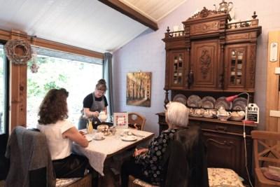 Alsof je bij oma thuis bent: gezellig theeleuten in Limburgse theetuinen