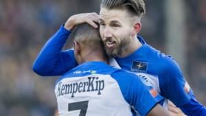Roda haalt Fabian Serrarens binnen als nieuwe spits