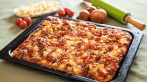 Pizza à la Annie: met zelfgemaakt deeg en lekker veel beleg