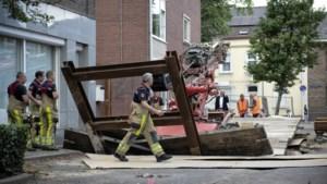 Sinkhole bij mijnschacht in Kerkrade viel niet te voorspellen, zegt minister Wiebes
