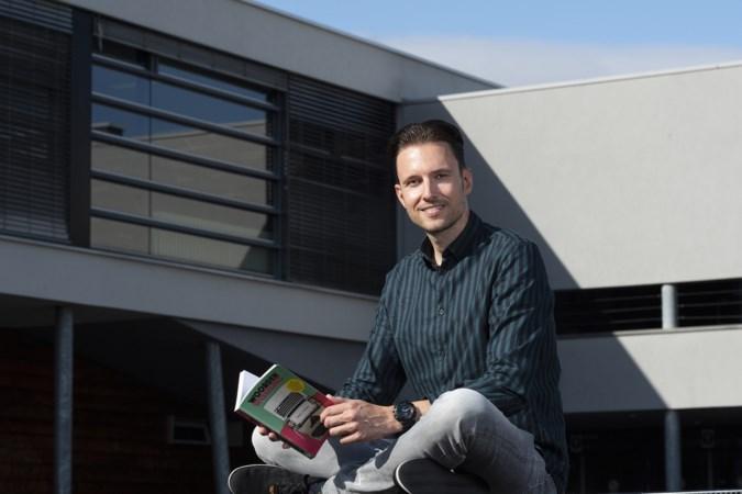 Leraar Pascal Cuijpers uit Herten interviewde BN'ers: 'Zo frappant, dat iedereen tijd maakte voor die nobody uit het onderwijs'