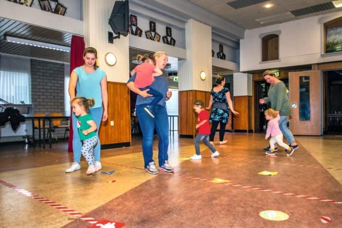 Peuterplezier bij Jay's Dance Vision in Heerlen