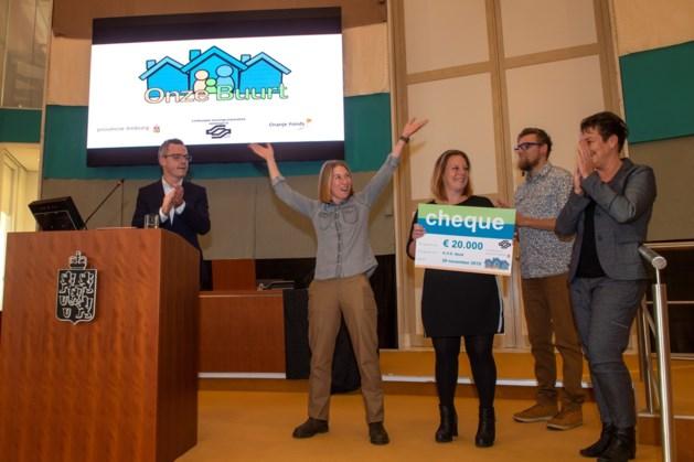 Jury kiest uit 79 Limburgse initiatieven zes finalisten Onze Buurt