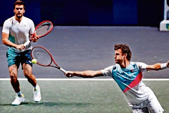 Koolhof aan vooravond van finale: 'Slam-winnaar ben je de rest van je leven'