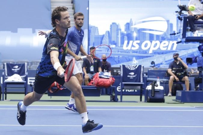 Koolhof verliest finale en grijpt naast dubbeltitel op US open