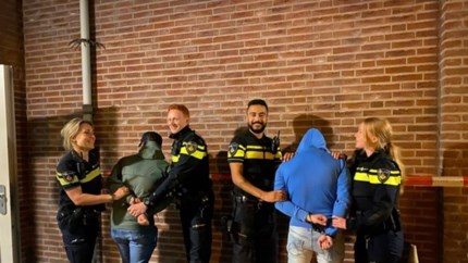 Jongeren leren van politieactie 'Boef in de wijk' in Horst