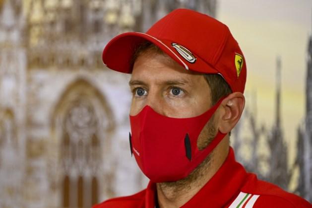 Vettel zet loopbaan in Formule 1 voort bij Aston Martin