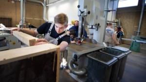 Leerlingen Techniekcollege Parkstad werken mee aan facelift Heerlense binnenstad