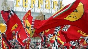 Triest jubileum Ferrari: zelfs kerkklokken luiden niet meer