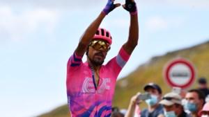 Martínez wint zware bergetappe, Roglic steviger aan de leiding in Tour de France