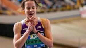 Britt Ummels haalt in Tsjechië halve seconde van haar persoonlijke record af