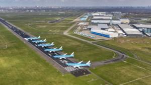 Driekwart minder reizigers voor Schiphol