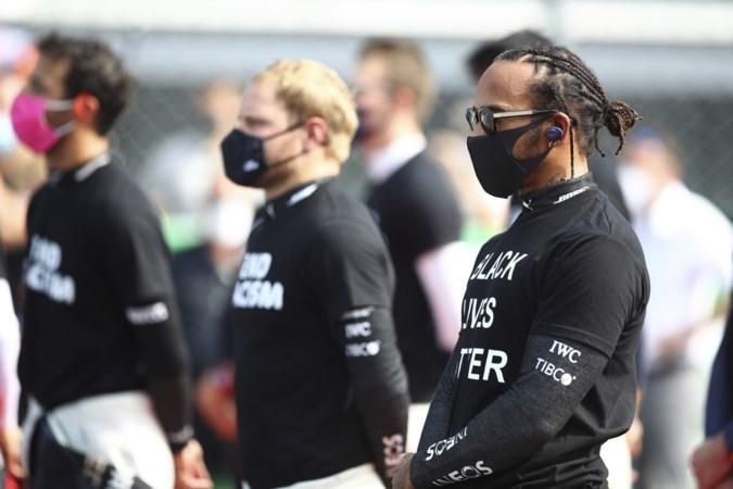 'Lewis Hamilton, behalve wereldkampioen F1 ook een groot en voorbeeldig sportman'