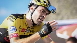 Dumoulin beleeft mooie maar zware dag in de Tour