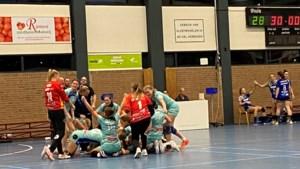 V&L de sterkste in Limburgse derby tegen HandbaL Venlo