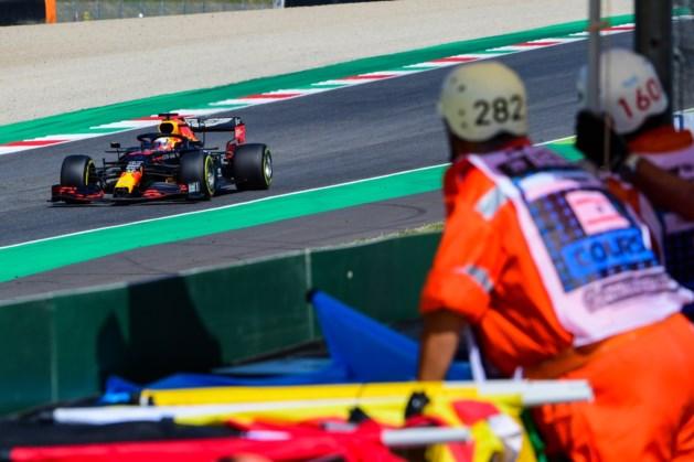 Verstappen bijna net zo snel als Bottas in derde training Mugello