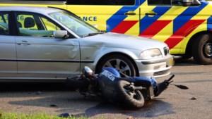 Scooterrijder raakt gewond bij ongeluk in Blerick