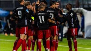 Berghuis bezorgt Feyenoord een geslaagde seizoensstart