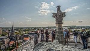 De toren van de Sittardse Grote Kerk blijkt een toeristische trekpleister