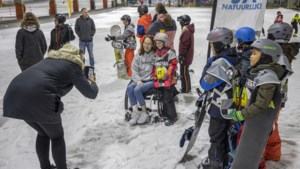 Paralympics-ster Bibian Mentel zegt tegen kinderen met een beperking: 'Zoek een uitdaging, ga sporten!'