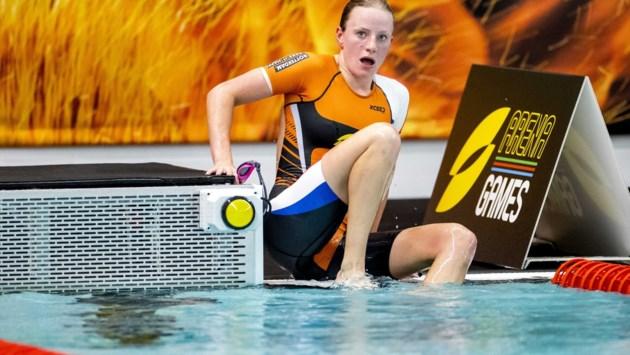 Triatlete Maya Kingma knap derde in World Cup Tsjechië