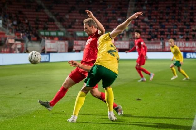 Fortuna begint zwak aan competitie: kansloos tegen Twente