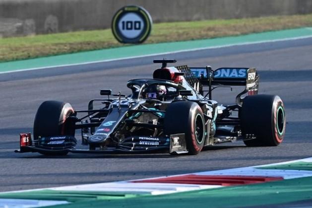 Hamilton wint slagveld op circuit van Mugello, eerste podium voor Albon