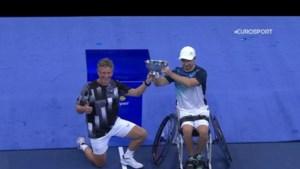 Sam Schröder wint US Open na zinderende finale