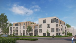 Bouw appartementencomplex Résidence Baek van start
