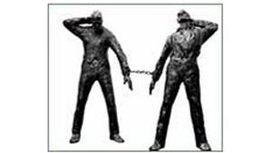 Bovens onthult oorlogsmonument in Bocholtz, bronzen beeld van op Cauberg gedode verzetsstrijders van Wil van der Laan uit Bunde