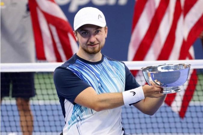 Kersverse US Open-winnaar kan het nog nauwelijks geloven: 'Ik heb geen oog meer dichtgedaan'