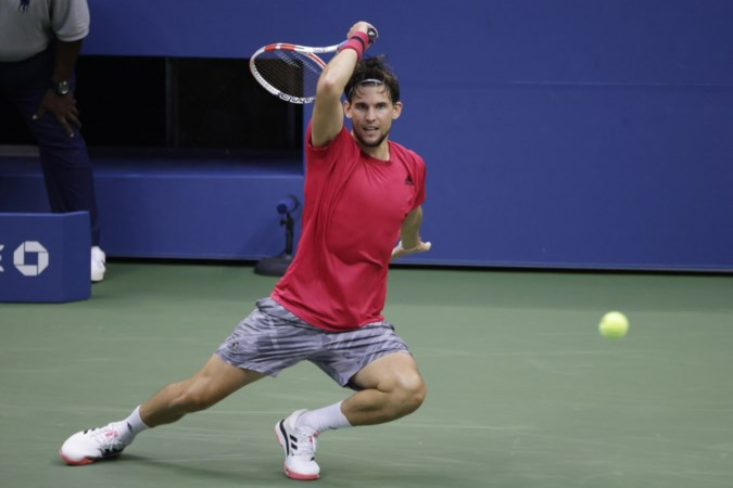 Kroonprins Thiem lost belofte in en wint US Open na thriller